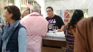 Wine After Work mit Weingut Steffen Gröhl am 06.07.16