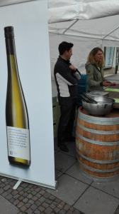 Weingut Eva Vollmer am 03.05.17